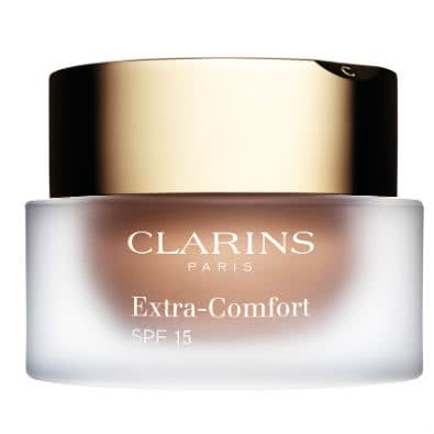Clarins Extra-Comfort Anti-Ageing Foundation SPF 15