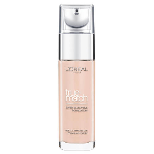 L'Oreal True Match Foundation is the best on the market IMHO
