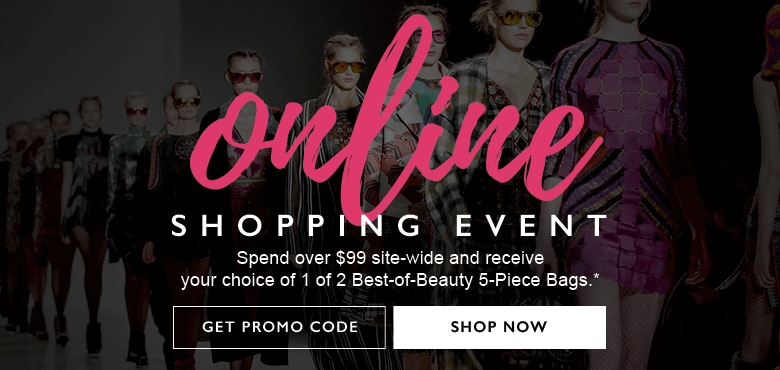 Online Shopping Event