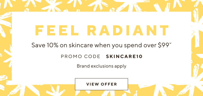 10% Off Skincare