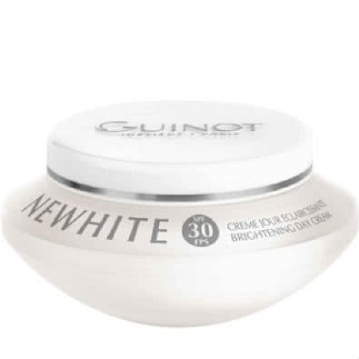 Guinot Newhite Brightening Day Cream: Creme Jour Eclaircissante SPF 30+