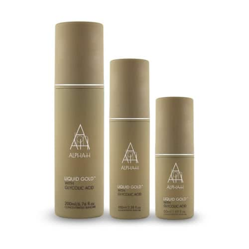 Alpha-H Liquid Gold Trio: 200ml + 100ml + 50ml by Alpha-H