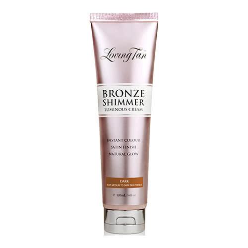Loving Tan Bronze Shimmer - Dark