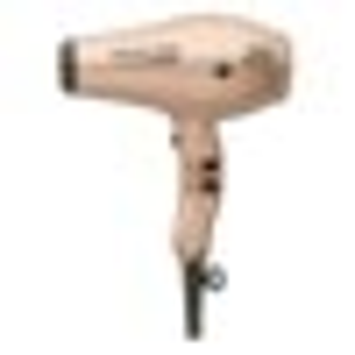Parlux Power Light 385 Ionic & Ceramic Hairdryer - Gold