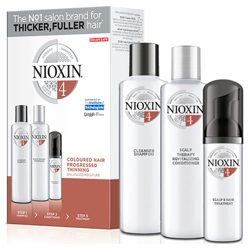 Nioxin 3D Trial Kit System 4 by Nioxin