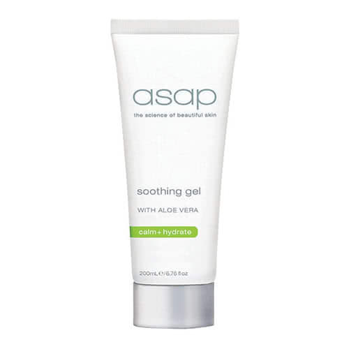 asap soothing gel 200ml  by asap