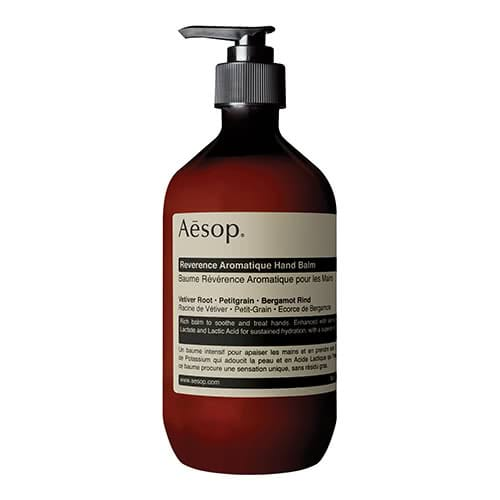 Aesop Reverence Hand Balm - 500ml pump