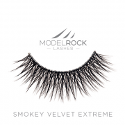 MODELROCK Signature Lashes - Smokey Velvet Extreme Double Layered