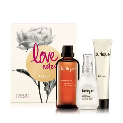 Jurlique Love Notes Indulgent Body Care by Jurlique