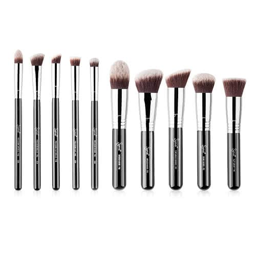 Sigmax® Essential Kit 10 Brushes by Sigma Beauty