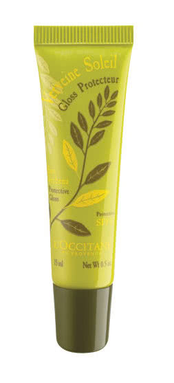 L'Occitane Sun Verbena Protective Gloss SPF 15