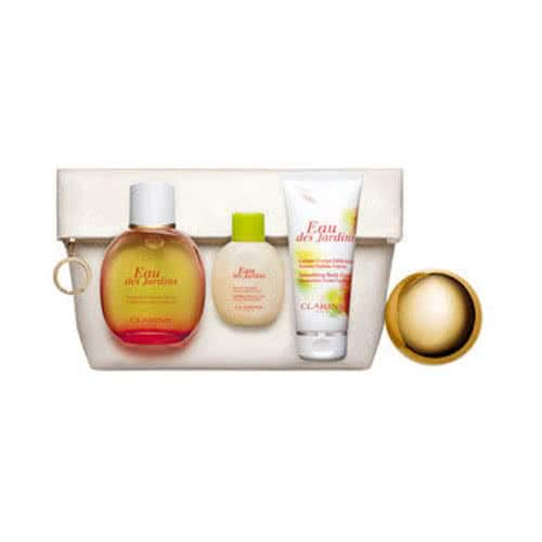 Clarins Captivating Luxuries Set - Eau Des Jardins Collection by Clarins