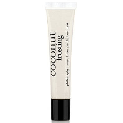 philosophy lip shines-Coconut Frosting