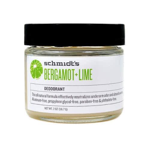 Schmidt's Deodorant - Bergamot & Lime by Schmidt-s Natural Deodorants