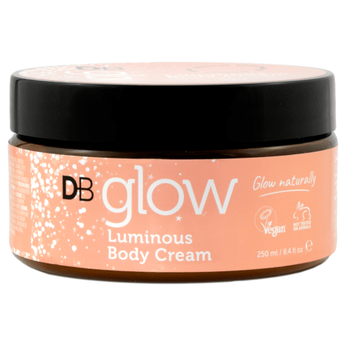 Designer Brands Glow Luminous Body Cream  by Designer Brands