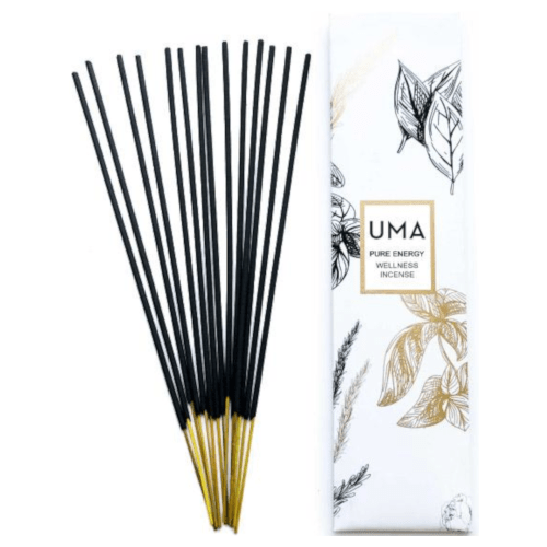 UMA Oils Pure Energy Wellness Incense by UMA