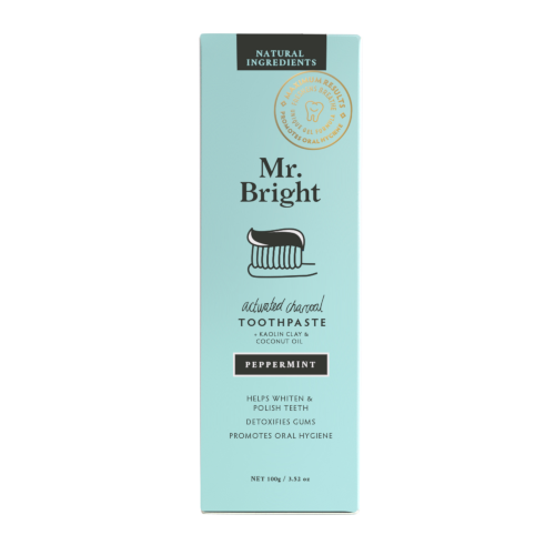 Mr Bright Charcoal Toothpaste by undefined