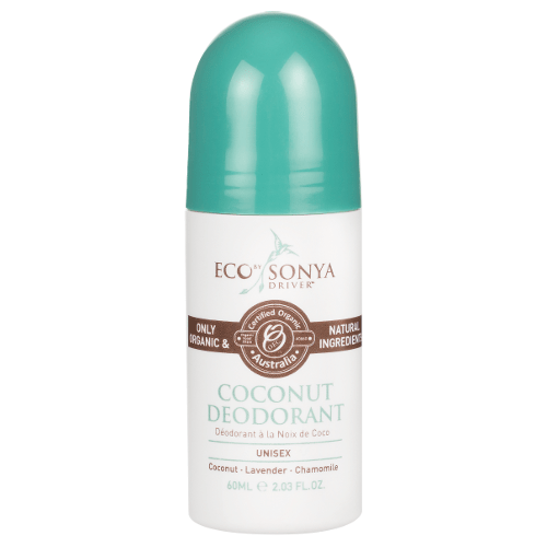 Eco Tan Organic Coconut Deodorant 60mL