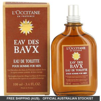 L'Occitane Eau des Baux EDT 100ml by loccitane