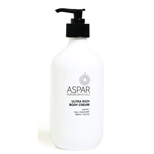 ASPAR Ultra Rich Body Cream - Large by ASPAR