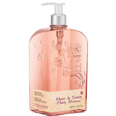 L'Occitane Cherry Blossom Shower Gel 500ml