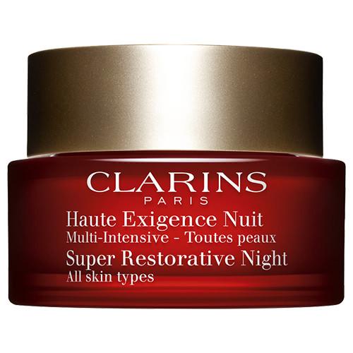 Clarins Super Restorative Night Cream - All Skin Types