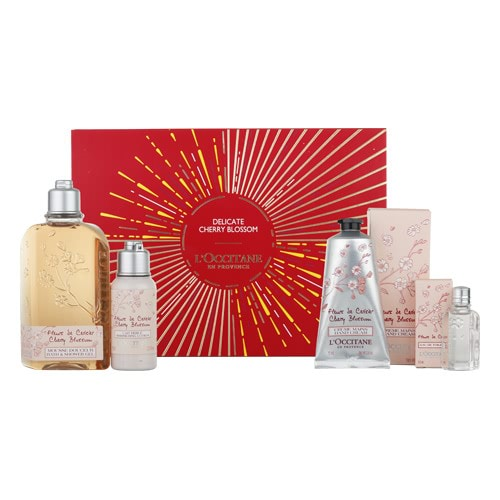 L'Occitane Delicate Cherry Collection by L'Occitane