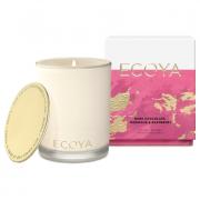 Ecoya Madison Jar Candle - Dark Chocolate Meringue & Raspberry by Ecoya
