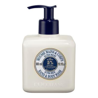 L'Occitane Ultra Rich Hand And Body Wash 300ml by L'Occitane