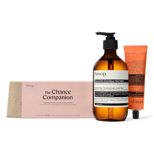 Aesop The Chance Companion: Basic Body Care Kit