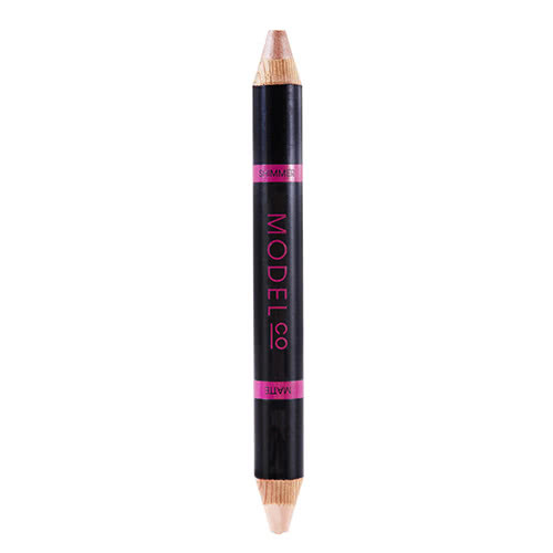 ModelCo Brow & Eye Highlighter 2 in 1 pencil by ModelCo