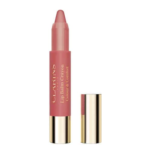 Clarins Lip Balm Crayon: Colour & Comfort by undefined