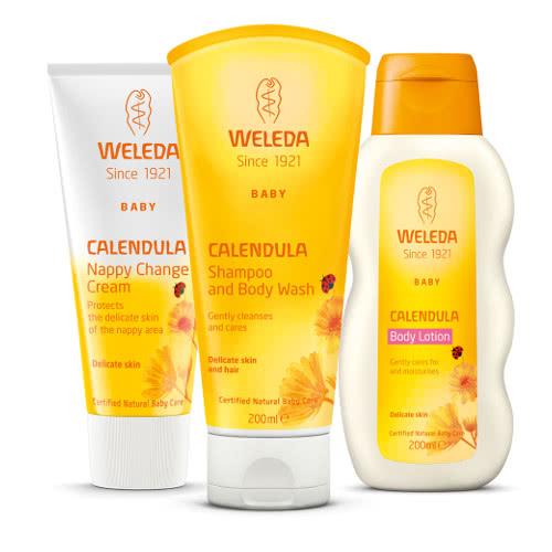 Weleda Baby Care Gift Pack by Weleda