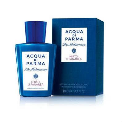 Acqua di Parma Blu Mediterraneo: Body Lotion 5mL - Gift With Purchase. Conditions Apply