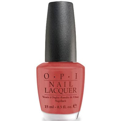 OPI Nail Lacquer - Grand Canyon Sunset (Shimmer) by OPI color Grand Canyon Sunset (Shimmer)