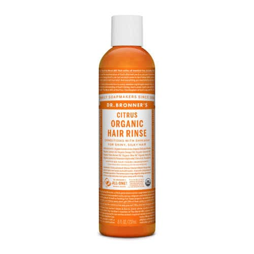 Dr. Bronner Organic Hair Care Citrus Conditioning Rinse