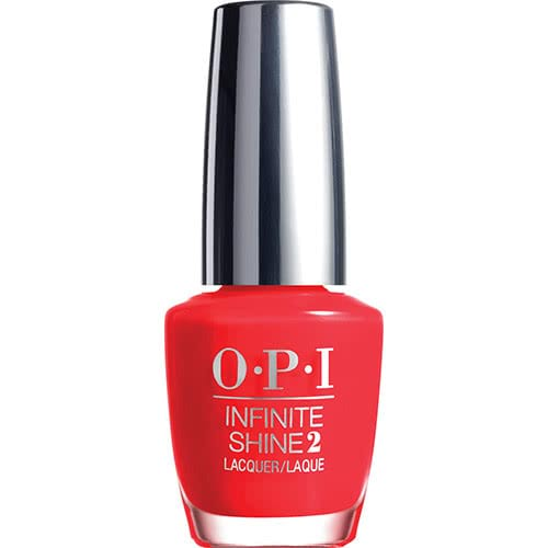 OPI Infinite Nail Polish - Unrepentantly Red by OPI color Unrepentantly Red