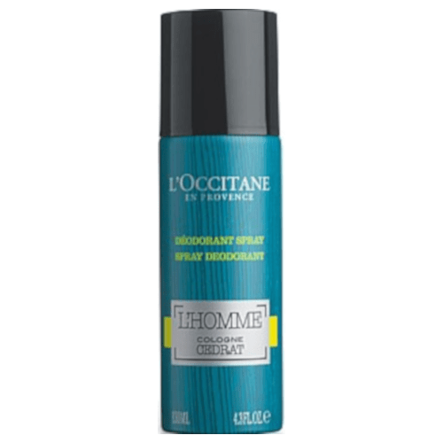 L'Occitane L'Homme Cedrat Spray Deodorant 130ml  by L'Occitane