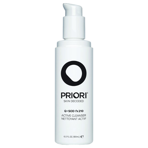 Priori Q+SOD fx210 Active Cleanser