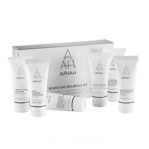 Alpha-H Renew + Resurface Kit by Alpha-H