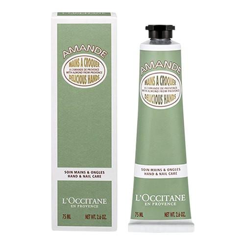 L'Occitane Almond Delicious Hands 75ml by L'Occitane