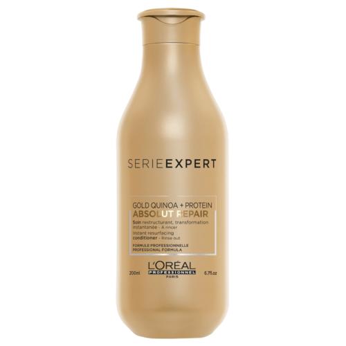L'Oreal Serie Expert Absolut Repair Gold Quinoa & Protein Conditioner 200ml