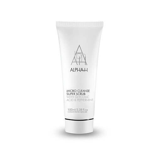 Alpha-H Micro Cleanse Super Scrub 100ml by Alpha-H