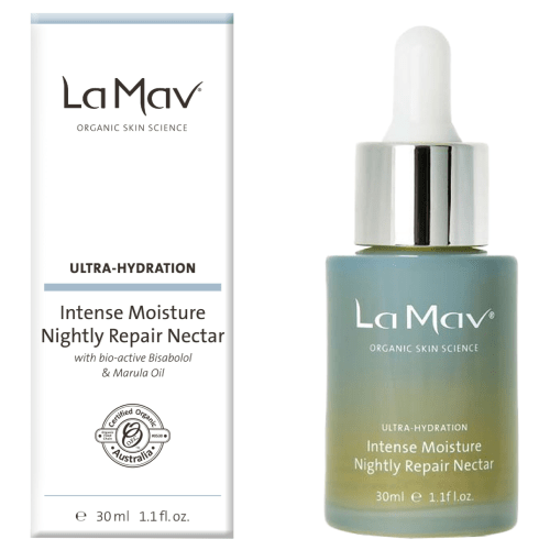 La Mav Intense Moisture Nightly Repair Nectar by La Mav Organic Skin Science