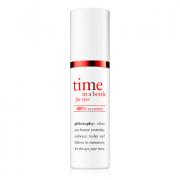 philosophy time in a bottle 100% in-control resist renew repair eye serum
