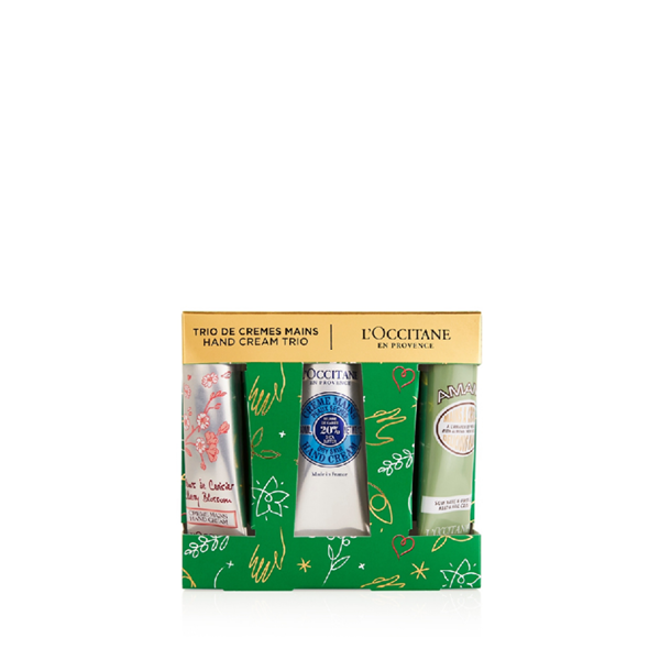 L'Occitane CLASSIC HAND CREAM TRIO by L'Occitane
