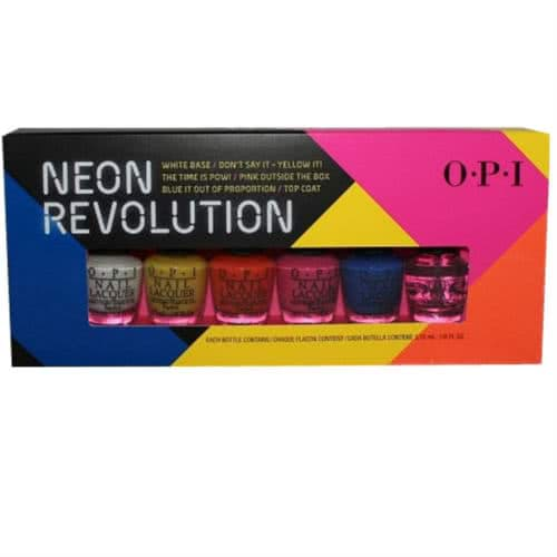 OPI Neon Revolution Nail Polish Mini Pack by OPI