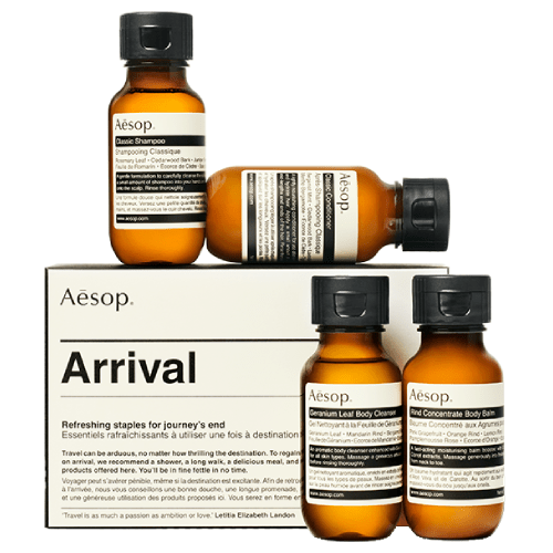 Aesop Arrival Travel Kit by Aesop