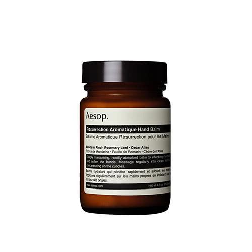 Aesop Resurrection Aromatique Hand Balm Jar 120ml by Aesop