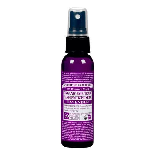 Dr. Bronner Hand Sanitizer Lavender
